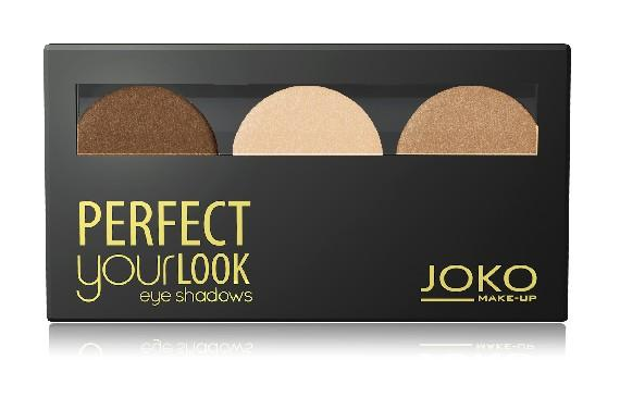 Joko - Perfect Your Look - Cienie trio nr. 305 SATIN 5903216090672