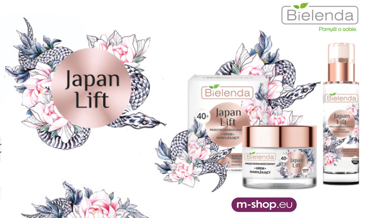 BIELENDA JAPAN LIFT JUŻ W M-SHOP.EU!