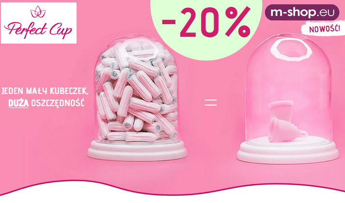 PERFECT CUP JUŻ W M-SHOP.EU! 10% TANIEJ NA START!