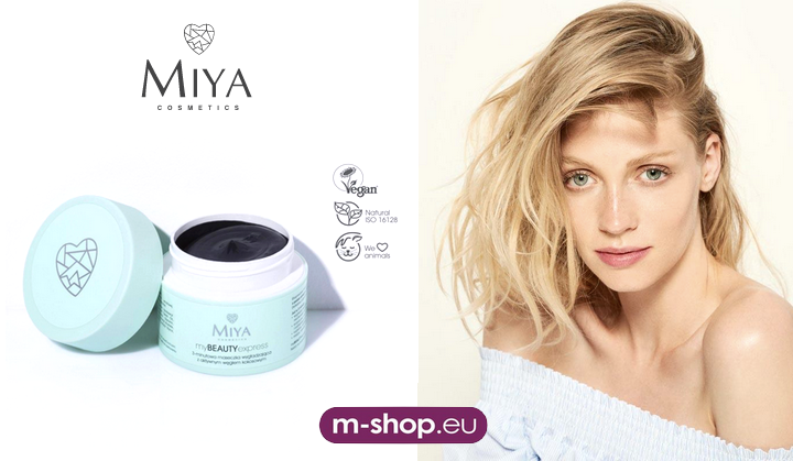 MIYA COSMETICS W M-SHOP.EU!