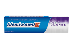 Blend-a-med - 3D White - Pasta do zębow 100ml 4243, 0097