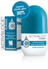 Activblock Classic - Antyperspirant Roll-On pod pachy skóra normalna 25ml 5900004020019